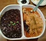 ブラックデーを「ジャジャン麺」で祝う