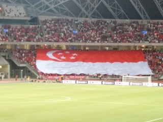 (11/12)ワールドカップ・アジア二次予選観戦