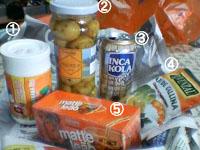 ラテン・スーパーに行ってきました。