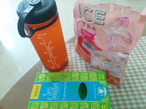 マレーシアのお茶BOH Tea(特にBOH ICE TEA)に注目中
