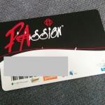 PAssion Card(パッションカード)を作って英語コースを申し込みました