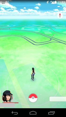 ポケモンGO in シンガポール