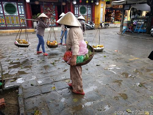 ベトナム・ダナン旅行【4日目】古都ホイアン散策、夜はベトナム料理