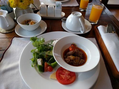 フラマの朝食