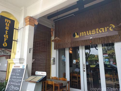 Mustard in リトルインディア