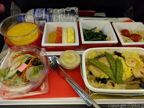 日本一時帰国:JALの感想