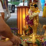 シンガポールのベサックデー(お釈迦さまのお誕生日、花まつり)