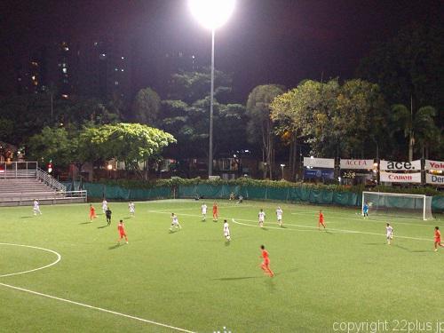 アルビレックス新潟シンガポール v sミャンマー代表