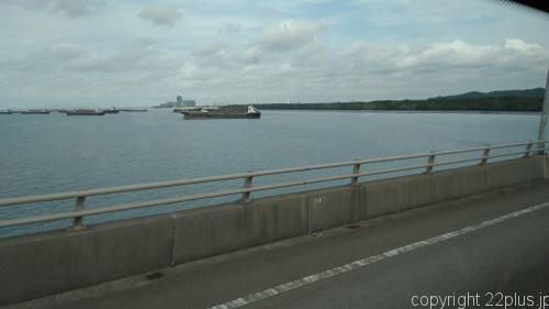 シンガポールとマレーシアを結ぶ橋「セカンドリンク」