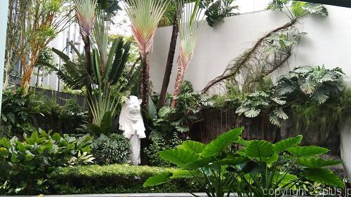 シンガポール観光庁のマーライオン