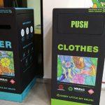 コミュニティセンターのリサイクルBOX