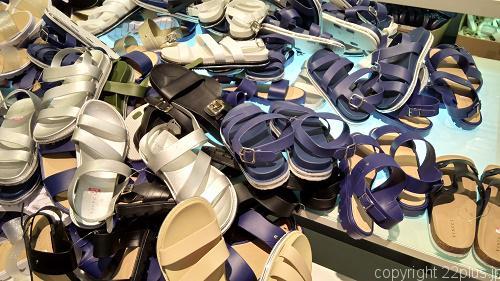 マレーシアのプチプラ靴屋VINCCI