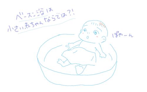ベースン浴