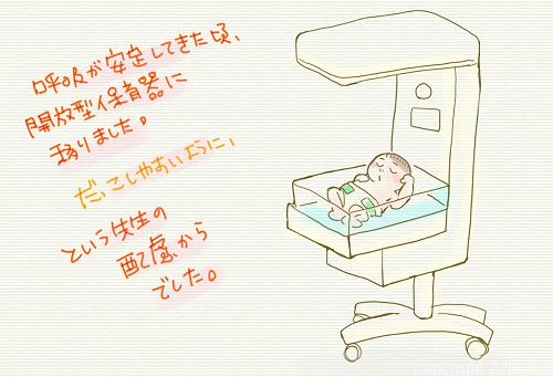 NICU/GCUでの母子の愛着形成