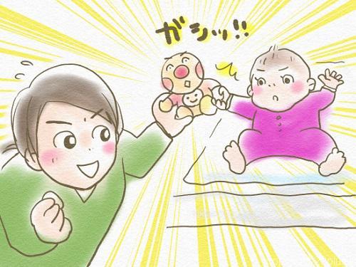 「未熟児フォローアップ外来」+「小児内分泌」7回目